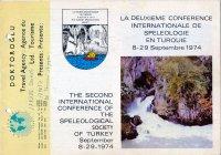 1974 II. Uluslararası Speleoloji Konferansı