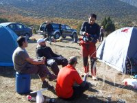 "Kütahya, Anasultan Köyü, ""Kocadağ İni"" Mağarası Araştırma Faaliyeti (5-8 Kasım 2011)"