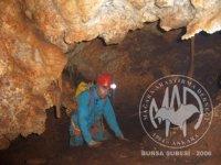 Çamlıkbaşı Mağarası Araştırma Faaliyeti 27-11-2011