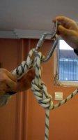 Temel Düğüm ve İp Teknikleri Eğitimi ( 8 Ocak 2012 )