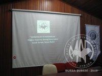 """""""Mağaralar Ve Mağaracılık"""" Konulu Sunum (7 Şubat 2012)"""