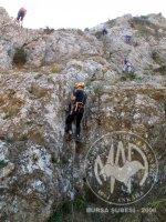 Gündoğdu, kaya çalışması (29-30 Eylül 2012)
