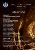 """""""Mağaraların Turizm, Sağlık, Rekreatif ve Sportif Alanlar Olarak Kullanımı """" Çalıştayı  1-3 Nisan 2016 Bursa"""