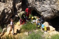 Kum Çukuru Mağarası Araştırma Faaliyeti (23-30 haziran 2017)