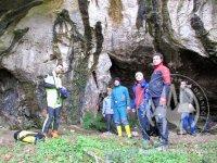 Çakallar (Kocaalan) mağarası araştırma faaliyeti (17-2-2013)
